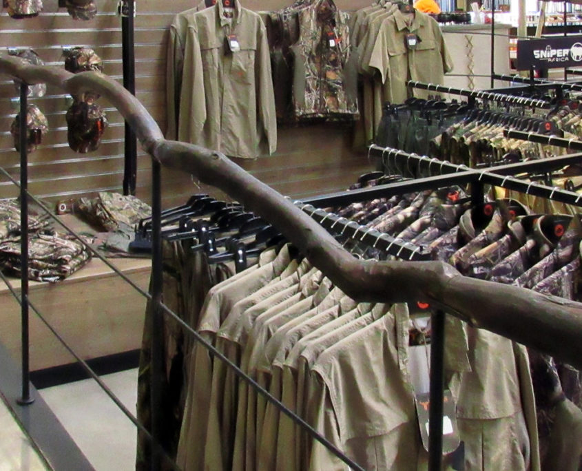 cwd manufacturing outdoor safari cradlestone mall steel railing